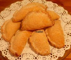 Pastissets de cabello de angel (casquetes, panadons, torta del alma) ~ Pasteles de colores