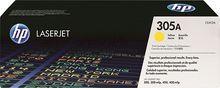 HP - CE412A LaserJet 305A Toner Cartridge - Yellow
