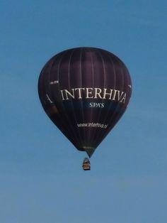 PH-ITH Luchtballon Amersfoort