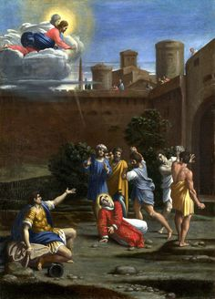 Attributed to Antonio Marziale Carracci, The Martyrdom of Saint Stephen, c. 1610