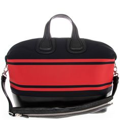 Givenchy Nightingale Red Satchel