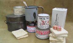 Resultado de imagen de fotos de latas posguerra civil española