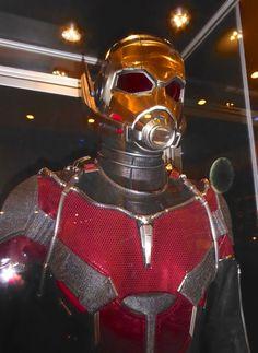Ant-Man movie costume Captain America: Civil War