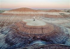 Mars Desert Research Station #4 [MDRS], Mars Society, San Rafael Swell, Utah, U.S.A., 2008. photo: Vincent Fournier