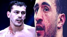 Zabit Samedov vs Badr Hari (HD)