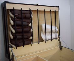 Elastic Wrap Holder, would also work with saddle pads