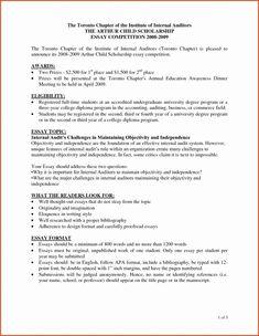 002 Sample College Admission Essays Example College