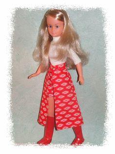 """Dolly en tenue """"Vacances"""""""