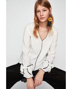 Chemises et blouses femme   Nouvelle Collection en ligne   ZARA France