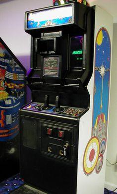 Luna City Arcade - Battle Zone