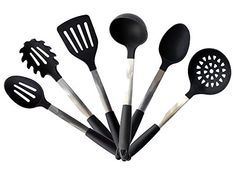 Don't Ruin Your Pots & Pans! Check out this Great Silicone Kitchen Utensils Set! http://www.amazon.com/Silicone-Kitchen-Utensil-Set-Stainless/dp/B00N9CP2FO