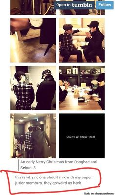 Super Junior...