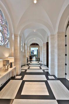 Former Church Converted Into Palatial Contemporary Townhouse - Toronto, Ontario, Canada