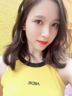 Twice Mina Twicetagram Nayeon, South Korean Girls, Korean Girl Groups, Warner Music, Twice Once, Twice Kpop, Myoui Mina, Dahyun, Pop Idol
