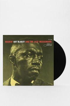 Art Blakey & The Jazz Messengers - Moanin' LP + CD