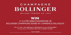 The ‪#‎BollingerTent‬ at Twickenham is ready and waiting for you for the England Rugby vs All Blacks ‪#‎QBEinternationals‬ #BollingerBigBoy