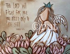 I Believe In Angels, Prophetic Art, South African Artists, Angel Pictures, Angel Cards, Tole Painting, Christian Art, Pictures To Paint, Art Sketchbook