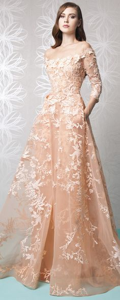Tony Ward Ready To Wear Spring Summer 2016 Collection