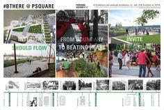 W Architecture - Pershing Square Renew