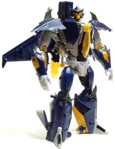 Dreadwing Prime Robot