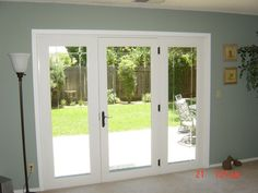 Image result for triple sliding french door