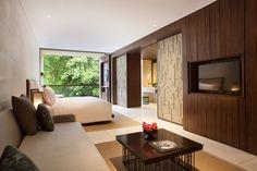 Deluxe Garden Suite at Alila Seminyak - Bali