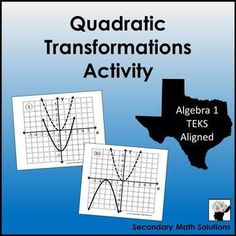 b55af88abe1eb385a156426711270b09 Quadratic Function Transformation Examples on dependent variable, using parent graph four geometric,