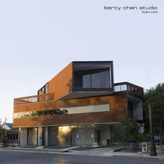 Una idea en cubos completa y compacta, oficinas, galería y boutique. - Noticias de Arquitectura - Buscador de Arquitectura