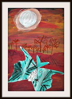 luna moths @Jennifer Lara