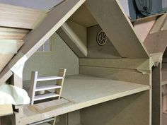 Stairs, Loft, Bed, Furniture, Home Decor, Stairway, Decoration Home, Stream Bed, Room Decor