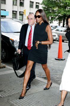 Naomi Campbell  - MarieClaire.com