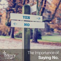 """Learn how to say no to over-commitment and let go of the guilt. Tips to #sayingno in #stressfulsituations. Advice for leading a happier life. 