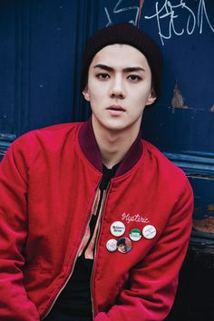 "EXO SEHUN SECRET TEASER IMAGE ""PATHCODE"" 