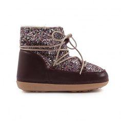 Boots Fourrées Paillettes Multicolores Anouk Anniel - Chaussures - Smallable