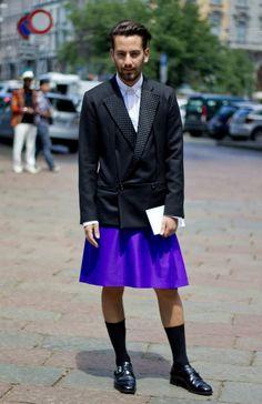Street Style during Milan SS14 Fashion Week