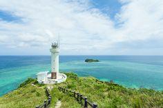 Cape Hirakubozaki, Ishigaki Island, Okinawa, Japan