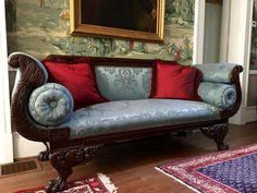 Empire Sofa second empire style furniture images household tips