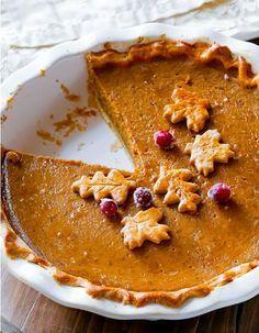 Pumpkin pie, la tarte à la citrouille - La citrouille, star des desserts de…