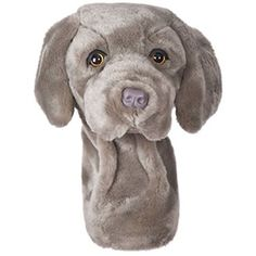 Daphnes Weimaraner Headcover Direct from the USA come the high quality range of animal and character headcovers from Daphnes. Each Daphnes headcover is fully lined and elasticised to ensure a secure fit on your clubs. Widely used http://www.MightGet.com/january-2017-11/daphnes-weimaraner-headcover.asp