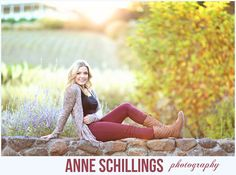 Anne Schillings Photography Sonoma County Senior Portrait Photographer High School girl female autumn leaf colorful shorts orange black yellow white ivory cream blue teal pink vineyard tree outdoor pose sunset park spring summer winter fall outdoor headband fence beautiful sweater burgundy rust ring earrings necklace jewelry Windsor Santa Rosa Healdsburg Petaluma https://www.facebook.com/anneschillingsphotography