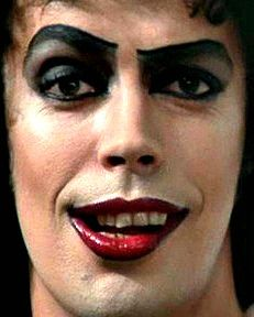 TIM CURRY..Let's do the time warp again