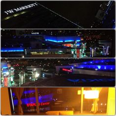 Check out this photo of the views from the JW Marriott at LA LIVE by @juliannejoi!