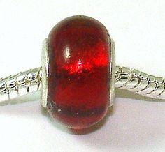 Red Fire / Shimmer Foil - Glass Charm Bead - fits Pandora, Chamilia etc style Bracelets - SpangleBead Spanglebead http://www.amazon.co.uk/dp/B004E7EMMC/ref=cm_sw_r_pi_dp_ODIpwb1Q234BC