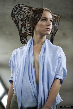 'Luctor et Emergo shoot' Fashion Collection // Stefanie Nieuwenhuyse | Afflante.com