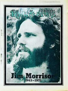 Jim Morrison. One of my all time favorite bands. The biggest regret is not ever seeing them perform live. I was too young, hee hee.