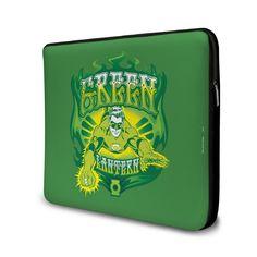 Capa de Notebook Lanterna Verde Em Ação #GreenLantern #LojaDCComics #bandUP