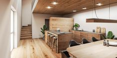 Conference Room, Table, Furniture, Home Decor, Architecture Visualization, New Construction, Cottage House, Projects, Homes