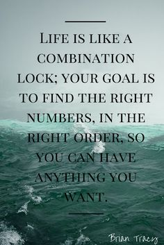 You contain within yourself a unique combination of talents and abilities which,properly identified and applied,will enable you to achieve virtually any goal you can set for yourself .