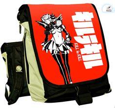 KILL la KILL Winding current Blood God backpack B