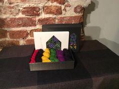 The Latvian Traditional Mitten Pattern kit Knit от HobbywoolRiga